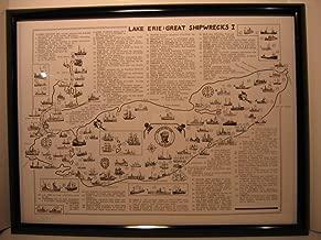 Best lake erie shipwrecks map Reviews