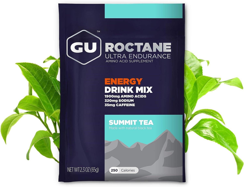 GU Energy Roctane Las Vegas Mall Ultra Endurance Max 70% OFF Drink Mix Single-Se 10