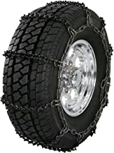Security Chain Company QG1854 Quik Grip V-Bar Type RP Passenger Vehicle Tire Traction Chain - Set of 2