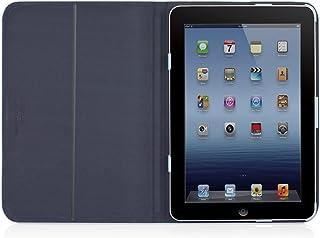Macally SCASEBL M1 slim Schutzhülle (Aufstellfunktion) für Apple iPad mini blau