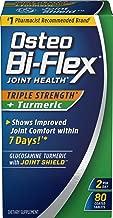 Osteo Bi-Flex - Joint Health Triple Strength Plus Turmeric - 80 Coated Tablet(s)