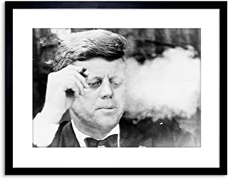 Best jfk framed prints Reviews