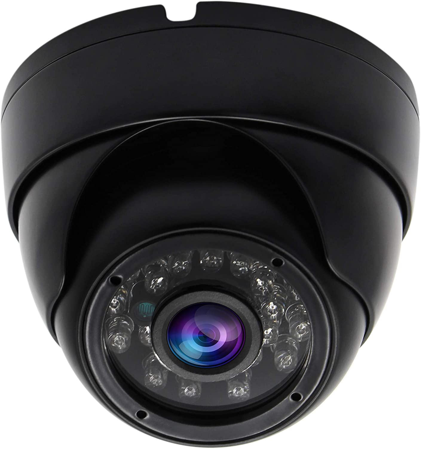 Dome Camera 1 Megapixel USB Webcam with CMOS OV9712 Image Sensor Waterproof Indoor Outdoor Web Camera,USB with Cameras with Microphone UVC for Use in Android Linux Windows Mac Raspberry Pi,Plug&Play