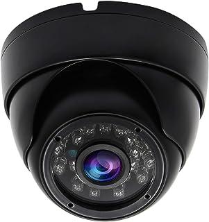 Dome Camera 1.3 Megapixel Low Illumination Usb Webcam with CMOS AR0130 Image Sensor Waterproof Indoor Outdoor Home Taxi We...