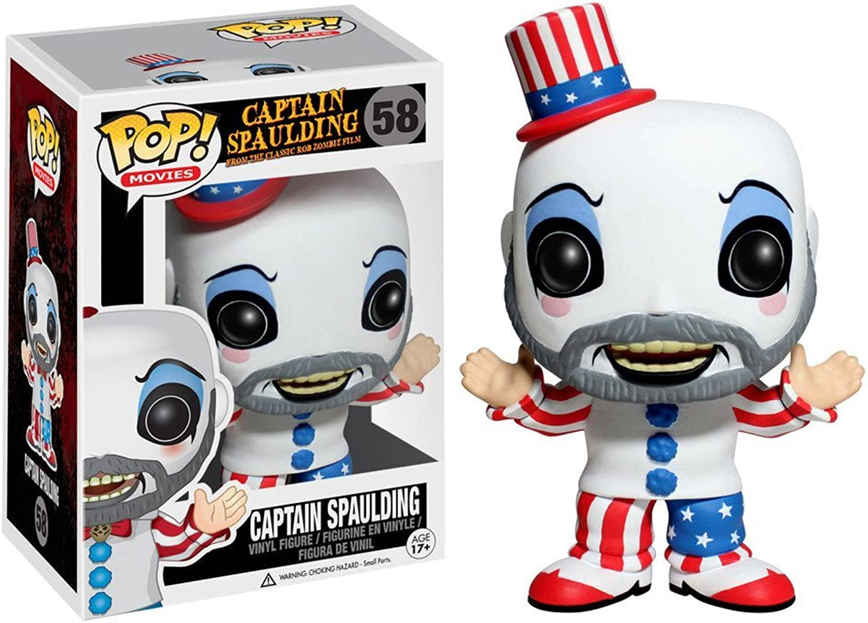 Funko Captain Spaulding Pop  Vinylfigur