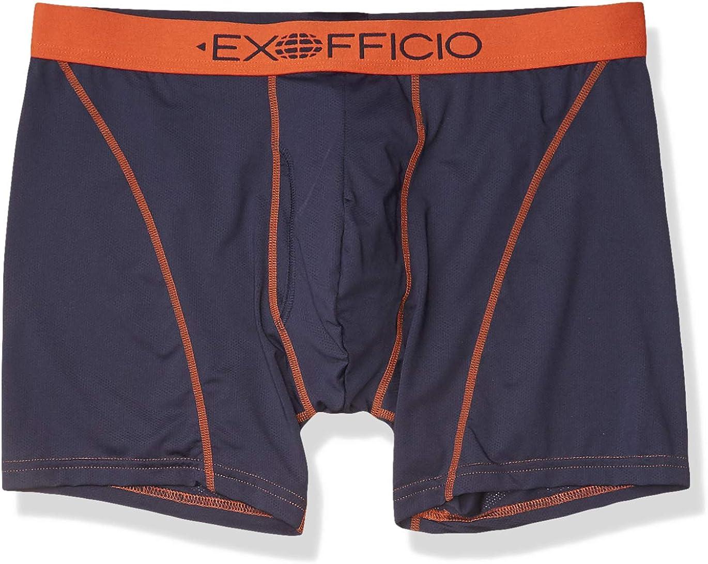 ExOfficio Men's Give-N-Go Sport 2.0 6inch Boxer Brief