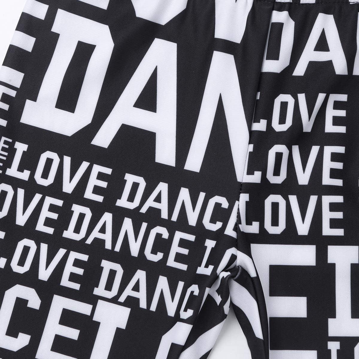 iiniim Sujetador Deportivo Double Correra Cruzada para Ni/ña Crop Top Brillante Bra Push Up para Baile Danza Gimnasia Fitness Ropa Interier sin Costura Respirable sin Aros Relleno