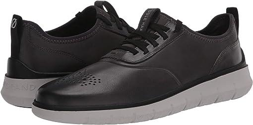 Magnet Leather/Perf/Vapor Grey