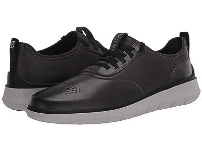 Cole Haan Generation Zerogrand (Magnet Leather/Perf/Vapor Grey) Men