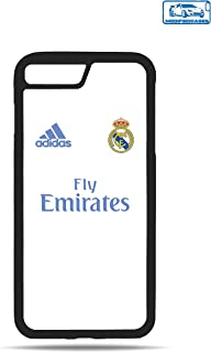Jersey Real Madrid ModifiedCases Bumper Case Compatible with iPhone 7 Plus/8 Plus