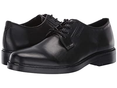 Calvin Klein Fultz (Black Crust Leather) Men