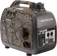 Honda Power Equipment EU2000I1A4 Generator Camo, Steel