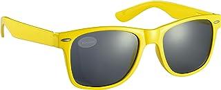 Yellow Drifter Style Sunglasses UV400 Protection Unisex