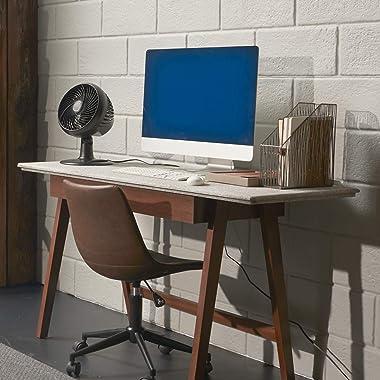 Honeywell Turbo Force Oscillating Table Fan, HT-906,Black,Medium (Oscillating)