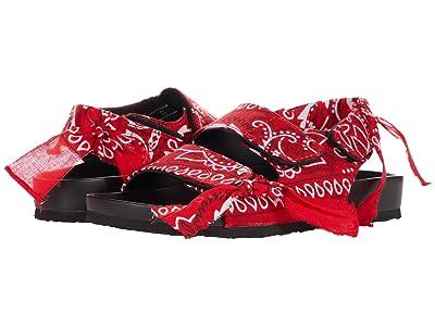Arizona Love Apache Bandana (Red) Women