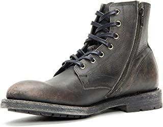 Frye mens Bowery Lace Up Oxford, Black