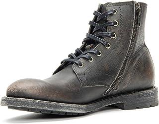 حذاء Frye Mens Bowery بأربطة أكسفورد، أسود، 8. 5 US