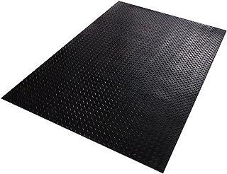 Dalles de sol r/ésistantes /à embo/îtement Pour garage En PVC pas en mousse