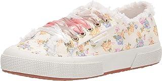 Superga 2750 Flowers Fringed womens Sneaker
