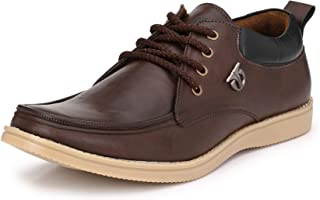 Sir Corbett Men's Synthetic Casual Lace Up Sneakers