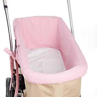Funda Capazo Interior - Color Rosa maquillaje