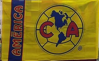 Aguilas del America Flag Banner 3x5 Mexico Futbol Soccer Bandera