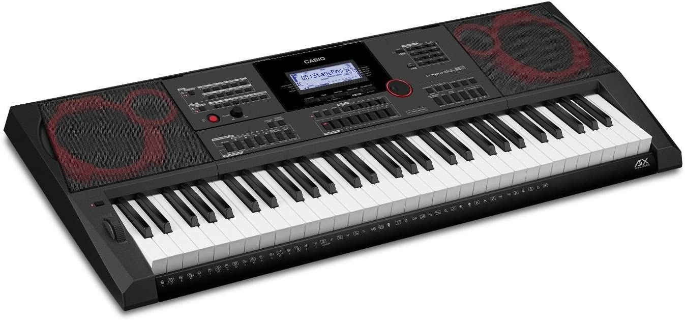 Courier shipping free Casio Albuquerque Mall 61-Key Portable Keyboard CT-X5000
