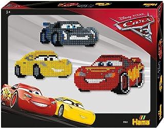 Hama- Pixar Midi Boite MM Disney Cars, 7951