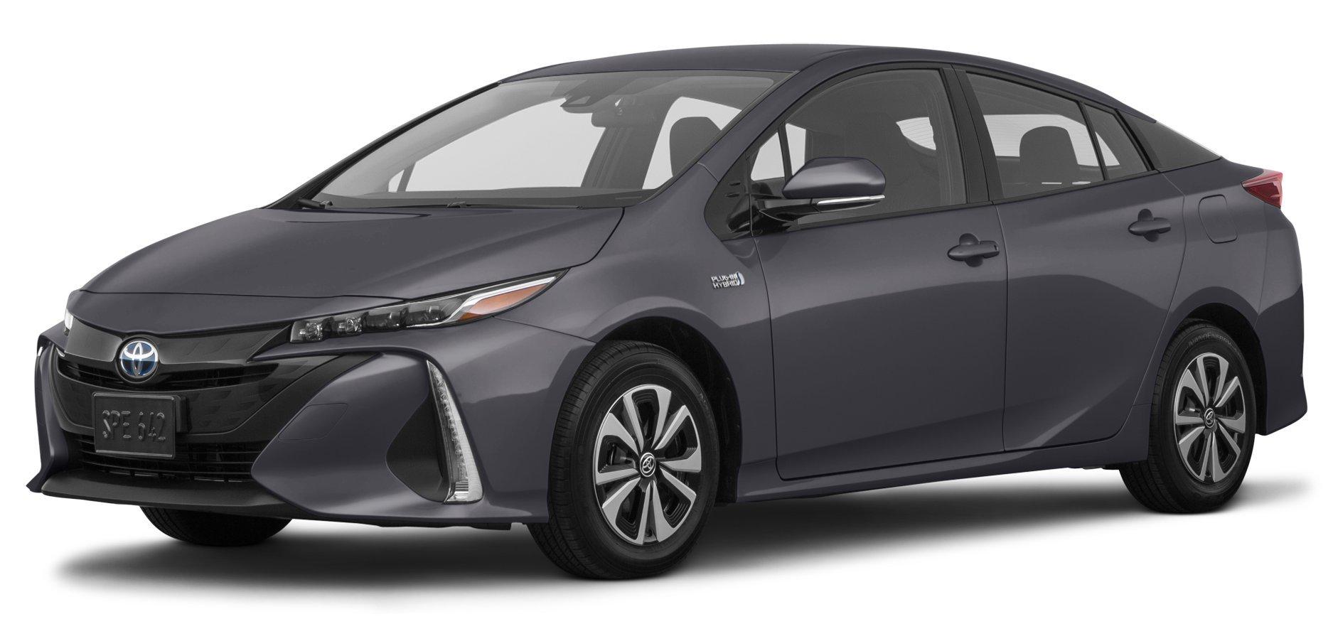 ... 2017 Toyota Prius Prime Plus, (Natl)