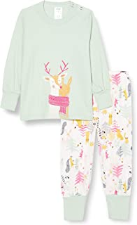 CALIDA Toddlers Forest Ensemble de Pijama Mixte bébé
