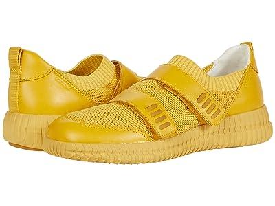 Geox Novae 1 (Light Yellow) Women