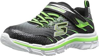 Skechers Kids Nitrate Velcro Strap Sneaker (Little Kid/Big Kid)