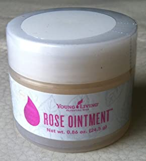 young living rose cream