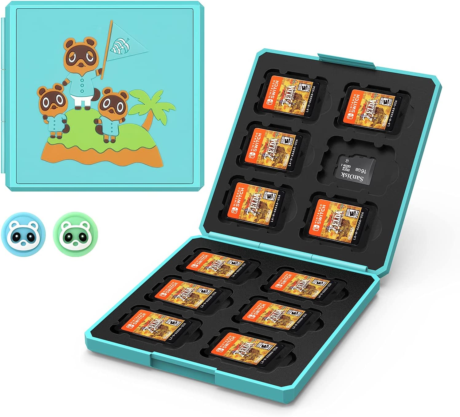 UFOPETIE Game Card 25% OFF Case Compatible for Nintendo Switch Latest item