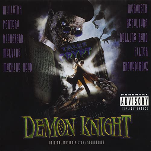 Tales From The Crypt Presents Demon Knight Original Motion
