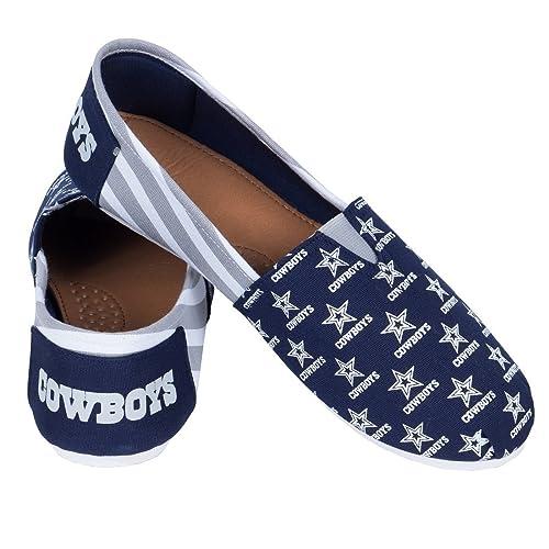 dallas cowboys sandals for women