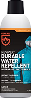 GEAR AID ReviveX Durable Waterproofing Spray for Outerwear