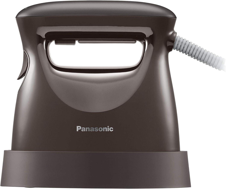 Panasonic Latest item NI-FS570-T Clothes steamer 360 Dark ° Brow Model Steam depot