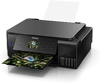 Epson EcoTank ET-7700 A4 Wi-Fi 多功能打印机 打印/扫描/复印 无线照片打印机