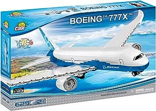 COBI Boeing 777 Plane