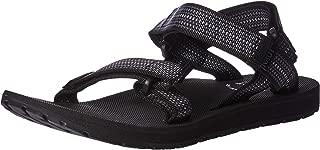 NAOT Footwear Men's Haven Shoes, Black (Chess Black)