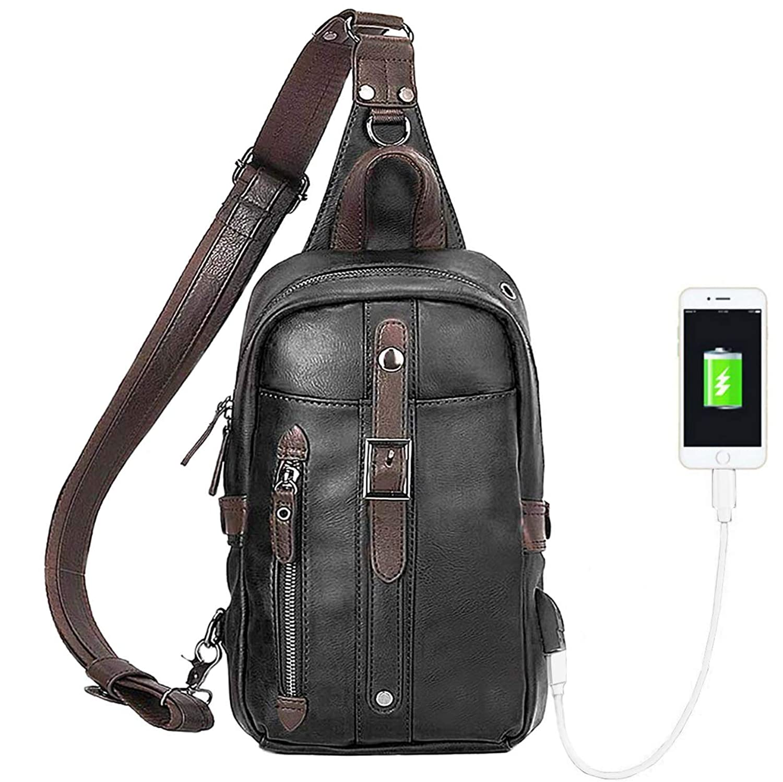 斜めがけ ボディバッグ メンズ ワンショルダー iPad収納可 USBポート イヤホン穴付き斜めがけ ボディバッグ メンズ ワンショルダー iPad収納可 USBポート イヤホン穴付き 左右兼用
