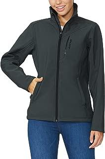 Women's Softshell Outdoor Jacket Waterproof Windproof Fleece Lined Winter Coat
