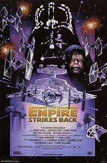 Star wars The empire strikes back #7 movie poster print