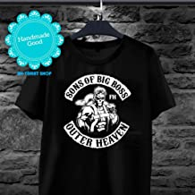 Metal Gear Sons Of Big Boss Outer Heaven T shirts for men and women