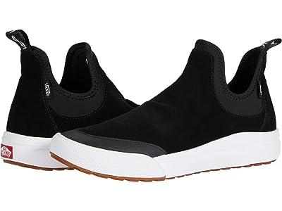 Vans Ultrarange 3D Chelsea Mid (Black/True White) Skate Shoes