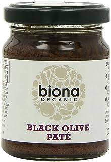 Biona Organic Black Olive Pate, 120g