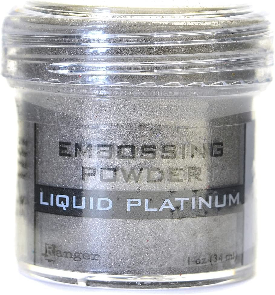 Candy Pink 1-Ounce Ranger EPJ00-297 Embossing Powder