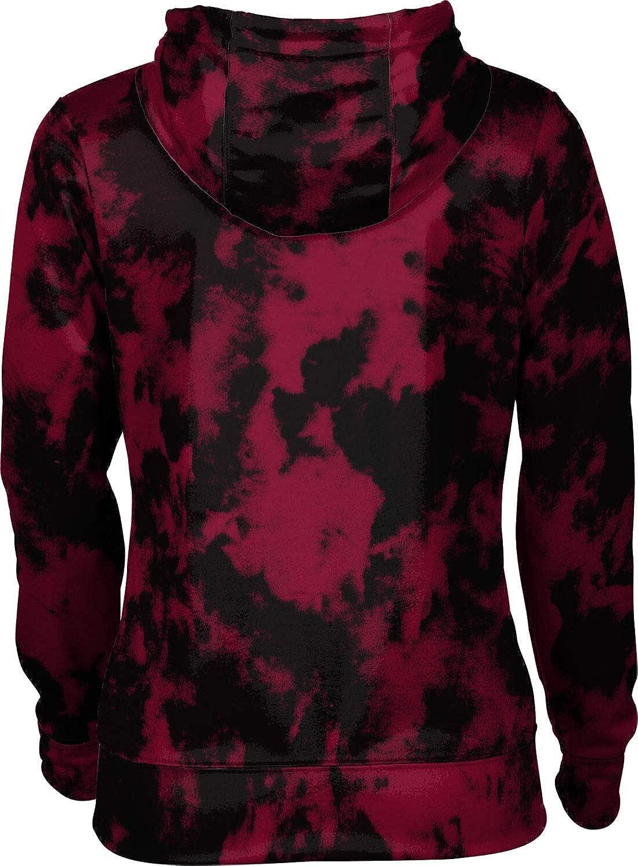 ProSphere Chapman University Girls' Pullover Hoodie, School Spirit Sweatshirt (Grunge)