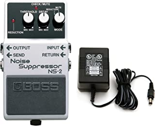 BOSS NS-2 Noise Suppressor Pedal w/ Power Supply